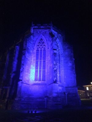 IMG 4048Peter Walker Lichfield Lumiere 2016